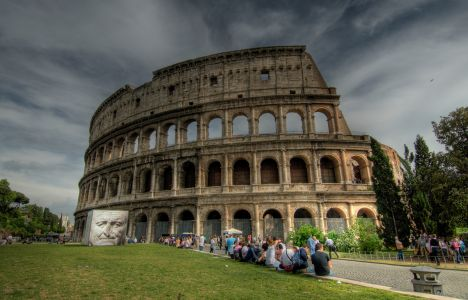 Historic Centre Of Rome